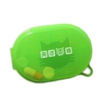 Two-Layer Design 5 Compartment Portable Pill Box