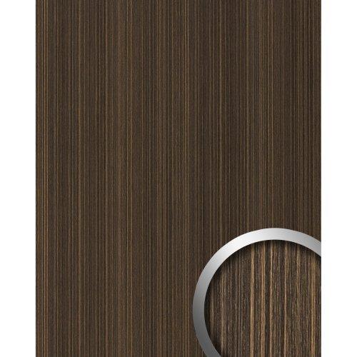 WallFace 19571 Antigrav WENGE WOOD Decor panel nature decor matt brown 2,6 m2
