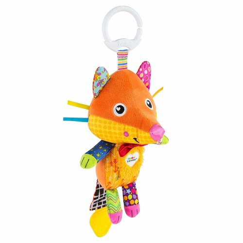 LAMAZE Flannery the Fox Clip & Go toy