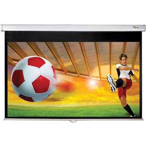 Optoma DS-9092PWC projection screen