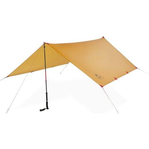 MSR Thru-Hiker 100 Wing Shelter Amber