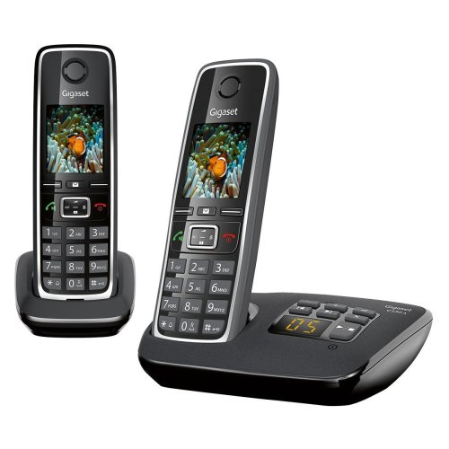 Gigaset C530A Twin Answer Machine Eco Cordless Phone