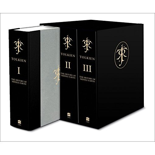 The Complete History of Middle-earth (Deluxe Boxed Set)