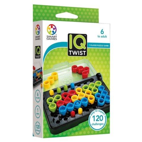 SmartGames IQ Twist One Player Brain Teaser