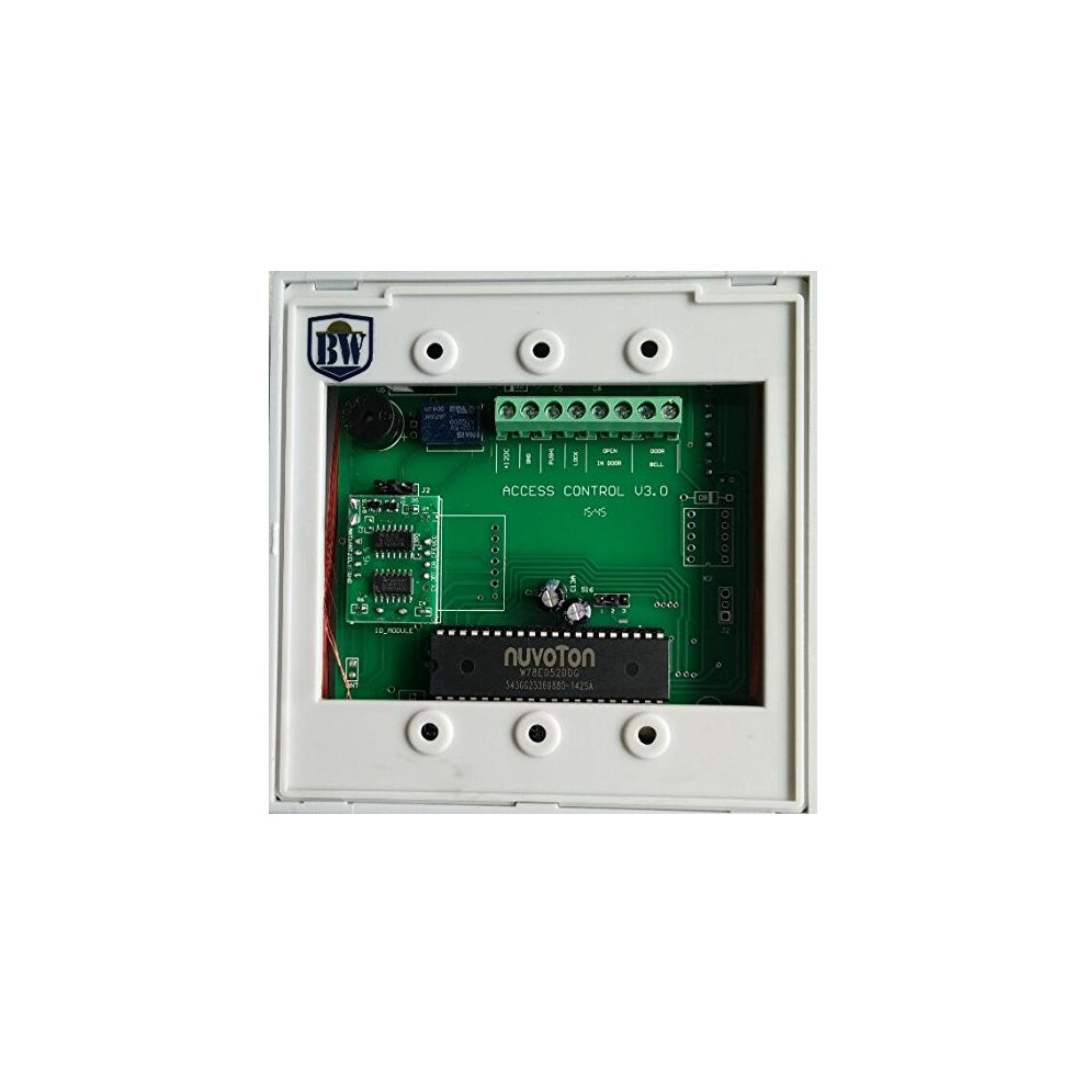 KKmoon RFID Proximity AccessControl Door Access Entry Control Lock + 10 Key  Fobs