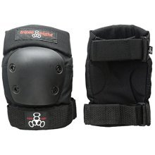 Triple 8 EP 55 Elbow Pads (Black, X-Large)
