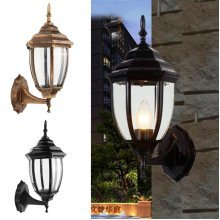 Outdoor Exterior Wall Lantern Light Fixture