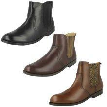 Clarks SAMI SO GTX Leather Ankle Boot