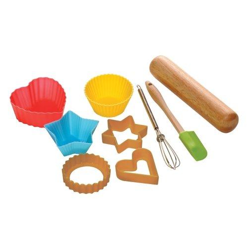 9pc Children's Baking Set