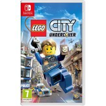 LEGO City Undercover Video Game Nintendo Switch