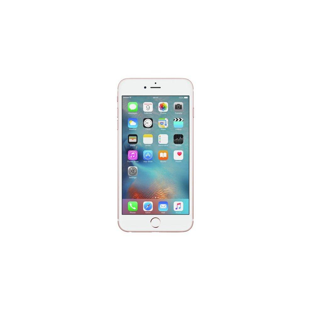 EE, 16GB Apple iPhone 6s Plus - Rose Gold