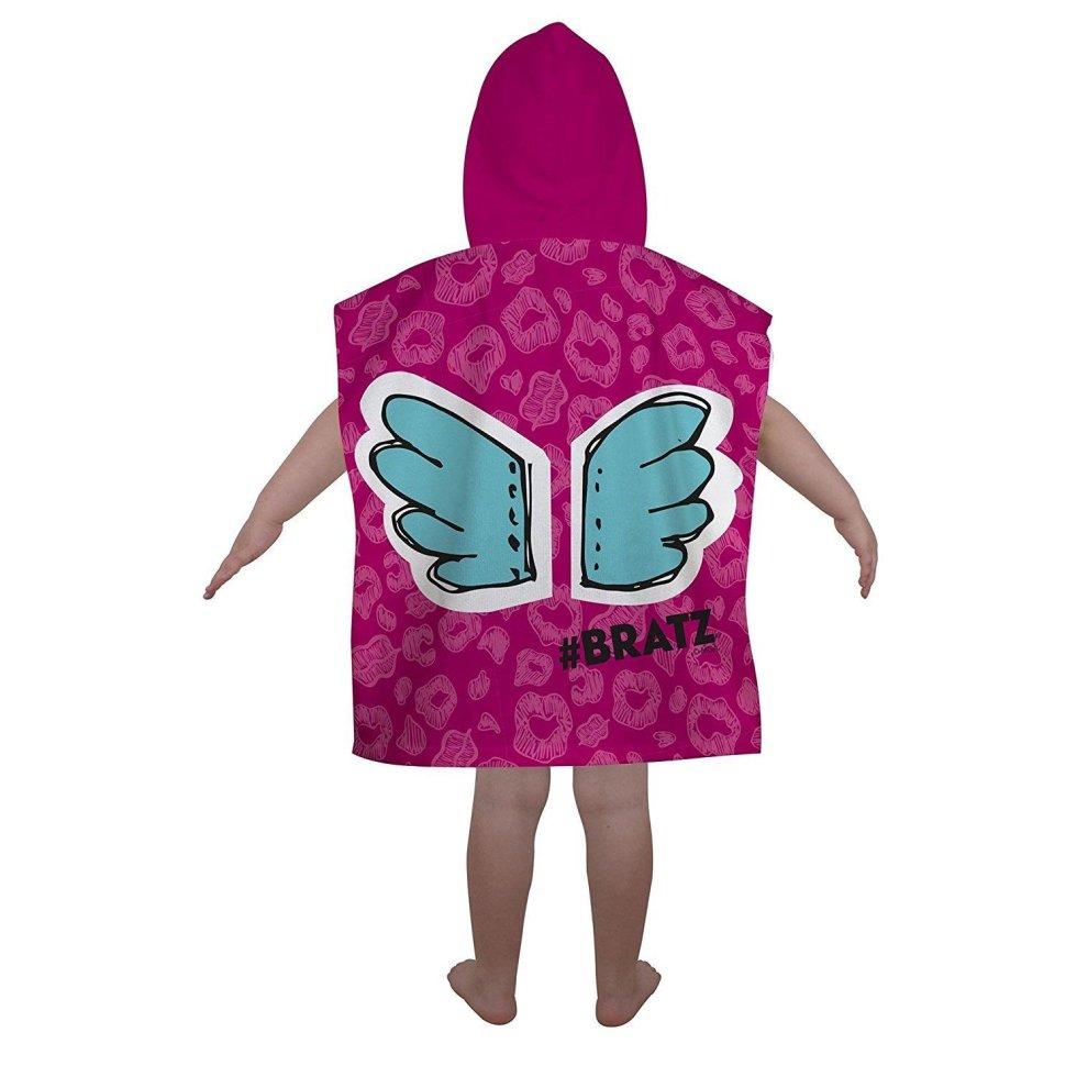 Bratz Pink Aqua 70x140cm Beach Bath Swimming Towel 100/% Cotton