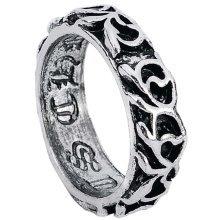 Ancient Language Ring Personalised Men Ring Unique Ring