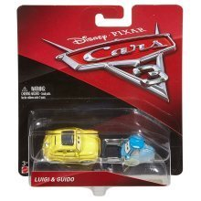 Disney Cars 3 DieCast - Luigi And Guido