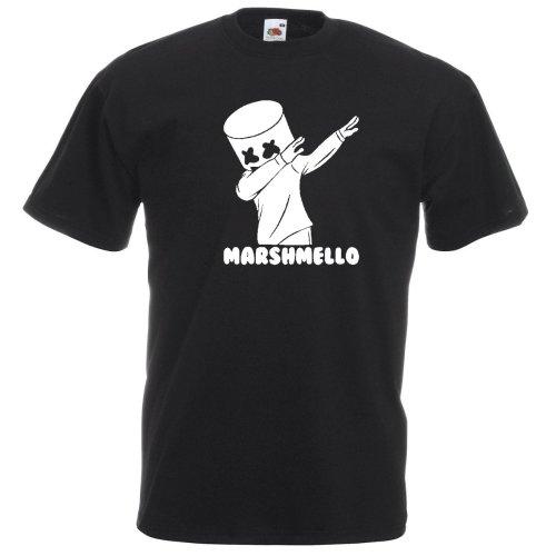Marshmello Dab Logo Kids T-shirt