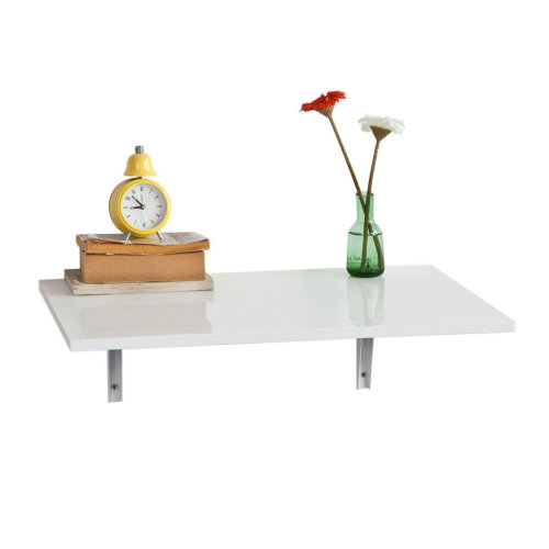 SoBuy FWT21-W Folding Wall-Mounted Table   Wall-Mounted Drop Leaf Desk