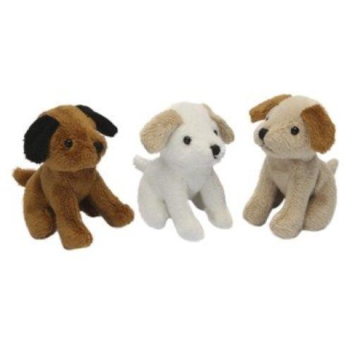 Mini Buddies Puppy Soft Toy Assorted Designs - Plush Living Toys -  mini buddies plush puppy living soft toys