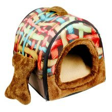Lovely Dog&Cat Bed/Soft and Warm Pet House Sofa, 37*30*30cm/NO.4