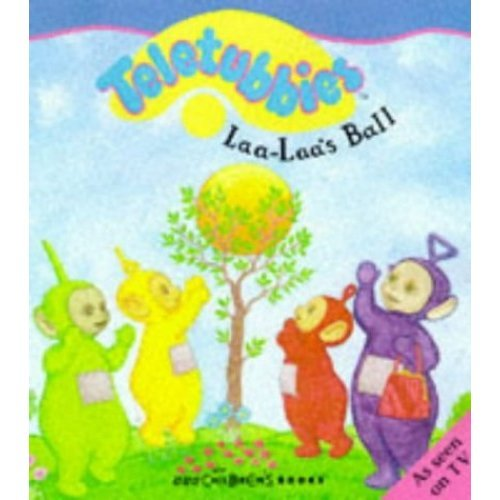 """Teletubbies"": Laa-Laa's Ball"