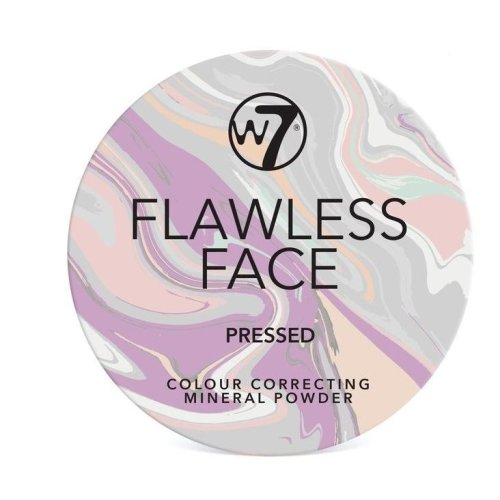 W7 Flawless Face Pressed Mineral Powder