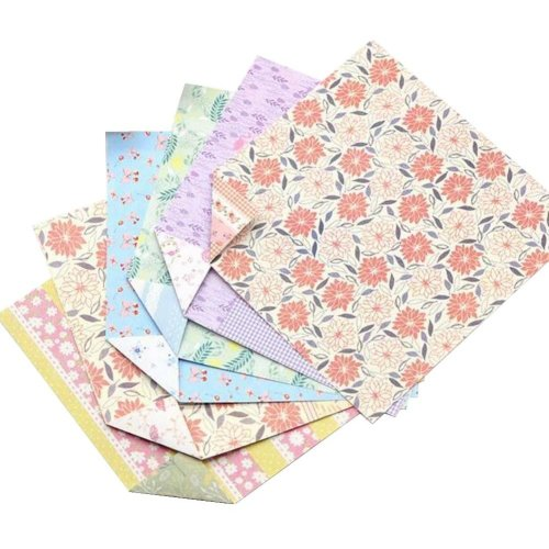 144 Sheets Colorful Square Origami Papers Craft Folding Papers #17