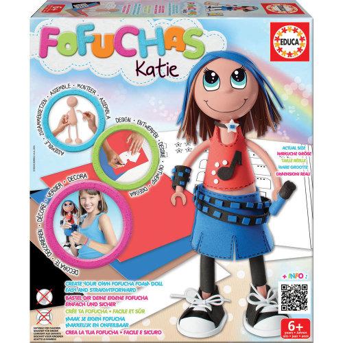 EDUCA Fofuchas Katie Foam Doll (17034)
