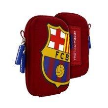 Barcelona Rigid Camera Case - Official Football Club Sporting Goods Accessory -  official barcelona football club rigid camera case sporting goods