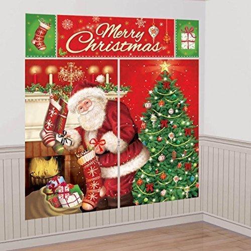 Magical Christmas Wall Decorating Kit