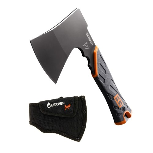 Gerber 31002070 Bear Grylls Hatchet - Survival Mini Axe - Genuine Gerber