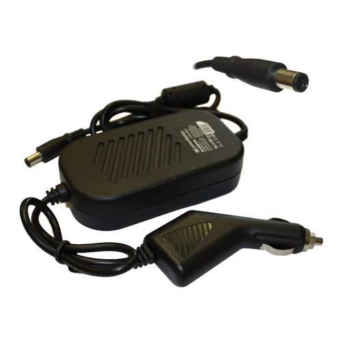HP Envy 17-3001ed Compatible Laptop Power DC Adapter Car Charger