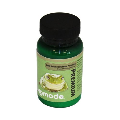 Komodo Premium Tree Frog Insect Dusting Powder