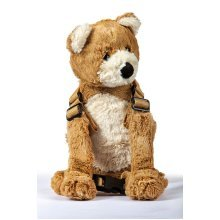 Harness Buddy Plush Bear