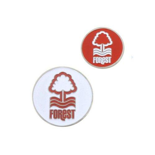 Nottingham Forest FC Ball Marker