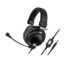Audio-Technica ATH-PG1 Premium Gaming Headset Headphone