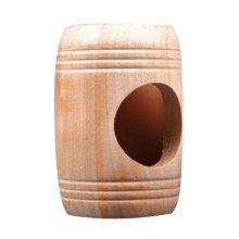 [N] Hamster Wooden Toy Hamsters DIY Habitat Pet Supplies for Small Animal