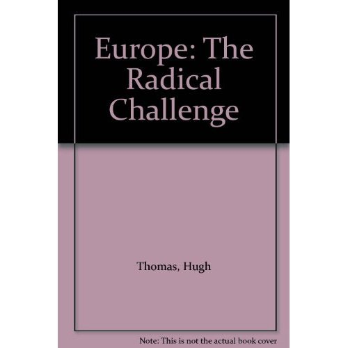 Europe: The Radical Challenge