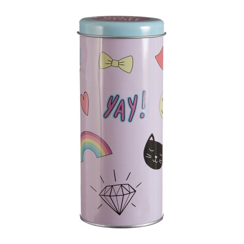 Fun Times Storage Canister, Multi-Coloured