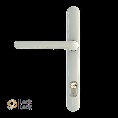 Lock Lock High Security Door Handle For Upvc & Composite - 122mm Screw Centres