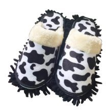 Useful Mop Slippers Floor Cleaning Slippers Lazy Mopping Shoes