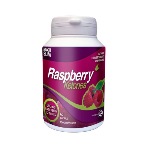 Healtharena Raspberry Ketones 60 Capsules