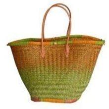 Madagascar Lime Orange Bosaka Shopping Basket
