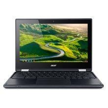 "Acer Chromebook R 11 C738T-C2EJ 1.6GHz N3060 11.6"" 1366 x 768pixels Touchscreen Black Chromebook"