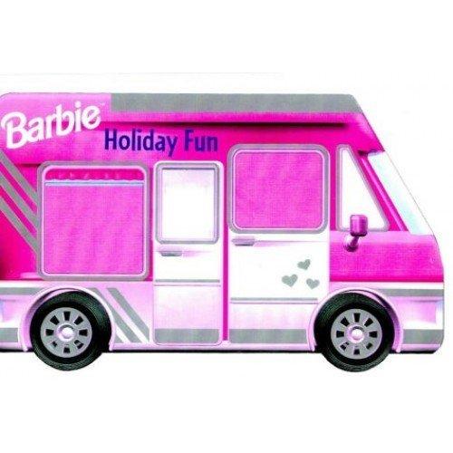 Used Barbie Holiday Fun Camper My Barbie Bookshelf On OnBuy