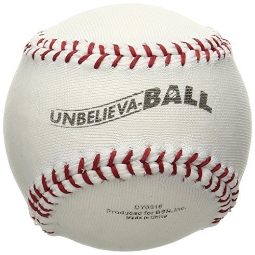MacGregor Unbelieva-BALL 9-Inch Baseball, 12-ct