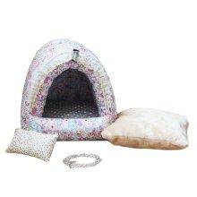 Warm Pet Habitat Hamster Hammock Cotton Chinchilla Hanging Bed Decor House -A3