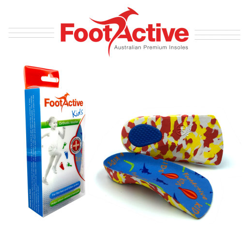 FootActive KIDS 3/4 Length insoles