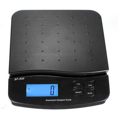 Digital 25kg 55lb Parcel Letter Postal Postage Weighing LCD Electronic Scales