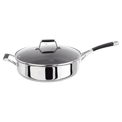 Stellar 5000 Induction 28cm Non-Stick Saute Pan