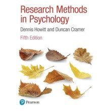 Research Methods in Psychology