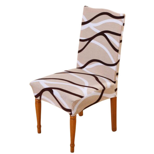 Home&Office Antifouling Chair Cover Hotel Chair Set Elastic Chair Decor-A3
